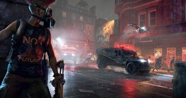 Watch Dogs Gameplay Pics