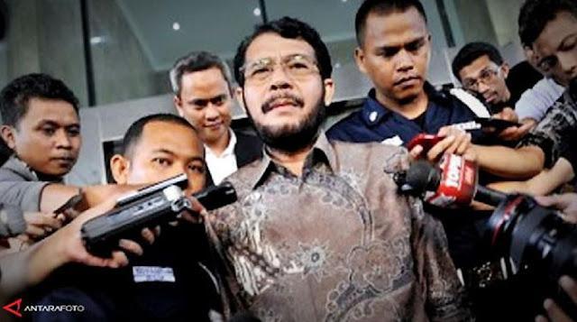 Sakit, Ketua MK Anwar Usman Absen Sidang Gugatan Pileg