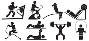 Cara Fitnes Prosedur Melakukan Teknik Gym Yang Baik Zona Pelatih