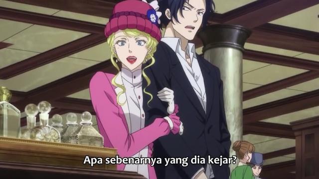 Yuukoku no Moriarty Episode 12 Subtitle Indonesia
