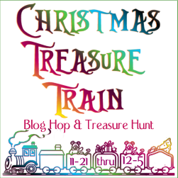 Christmas Treasure Train Hop and Hunt