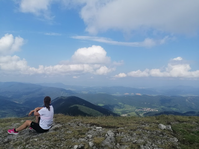 Jeden z najkrajších vrchov v Malej Fatre ? Kľak 1 352 m