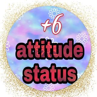 WhatsApp-status-attitude