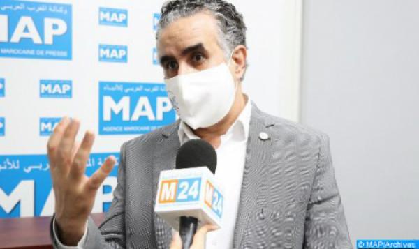 الإبراهيمي يتحدث عن أسباب تأخر انطلاق حملة التلقيح ضد كورونا بالمغرب