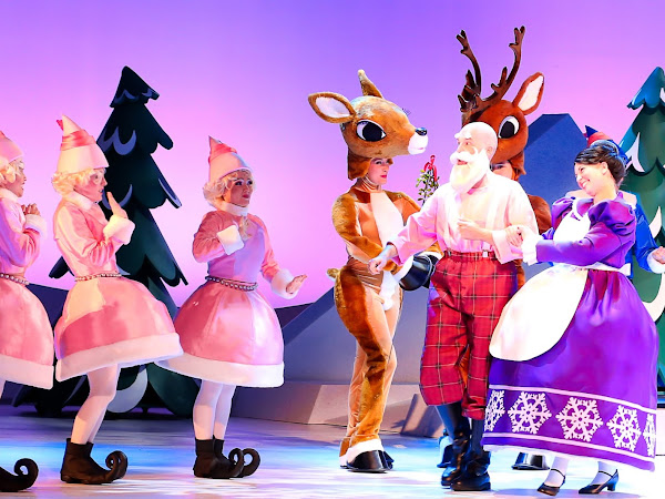 Coming to Detroit: Rudolph the Red-Nosed Reindeer: The Musical + GIVEAWAY CLOSED