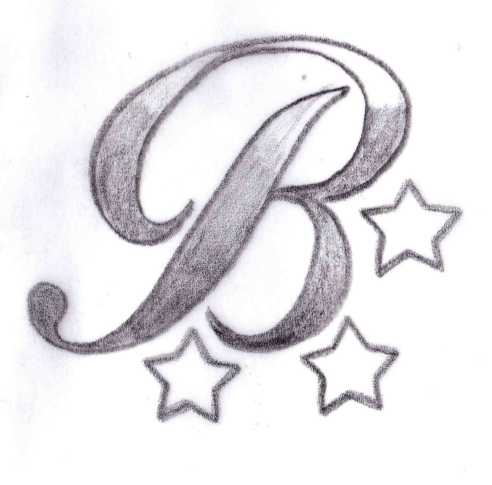 Tattoo Designs With Letter A: 1000+ Ideas About Letter B Tattoo On Pinterest
