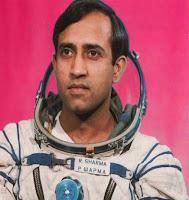 Indian Famous Astronaut Rakesh Sharma