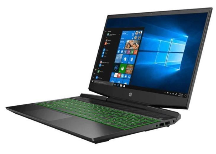 HP Pavilion Gaming 15 DK1064TX, Laptop Gaming GeForce RTX 2060 Max-Q Termurah!