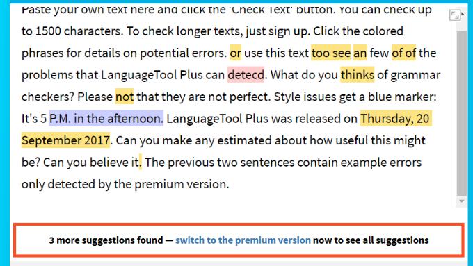 Language Tools Plus