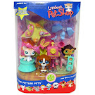 Littlest Pet Shop 3-pack Scenery Chimpanzee (#223) Pet