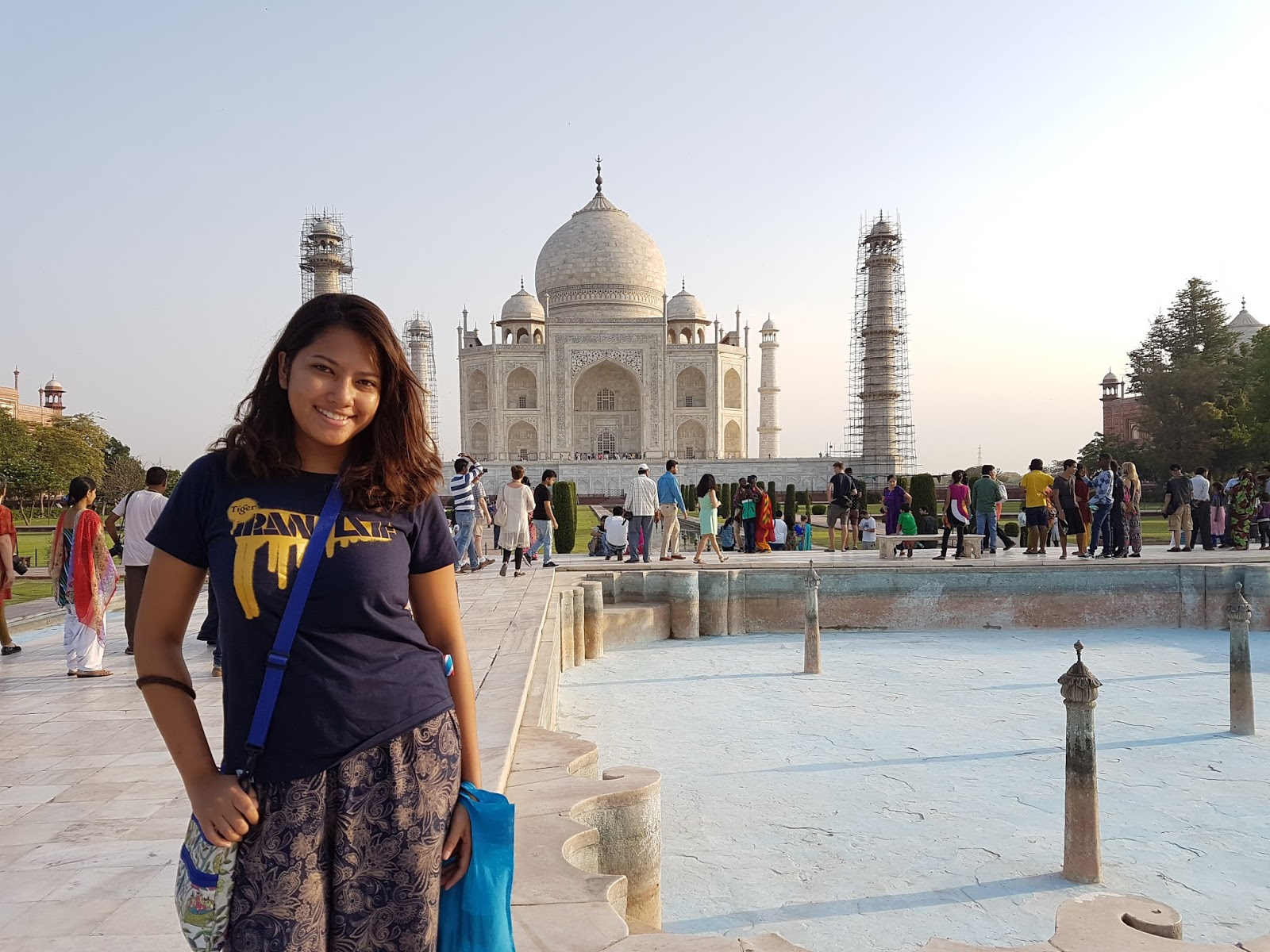 Is the Taj Mahal Worth Visiting of Overrated - Ummi Goes Where?