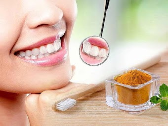 5 Oral Health Benefits of Turmeric