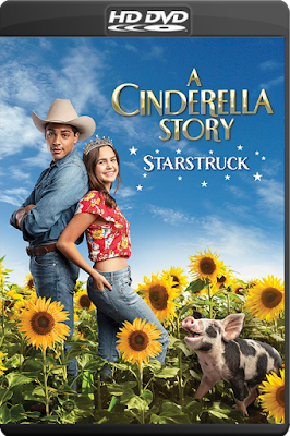A Cinderella Story: Starstruck [2021] [C- DVDR] [Latino]