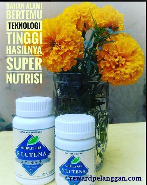 Slutena Suplemen Terbaik Untuk Terapi Penyakit