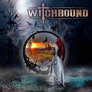 """Ο δίσκος των Witchbound """"End of Paradise"""""""