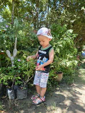 Didik anak kenali alam 'knowing the nature'