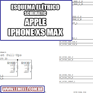 Esquema Elétrico Smartphone Apple iPhone XS Max Manual de Serviço  Service Manual schematic Diagram Cell Phone Smartphone Celular Apple iPhone XS Max      Esquematico Smartphone Celular Apple iPhone XS Max