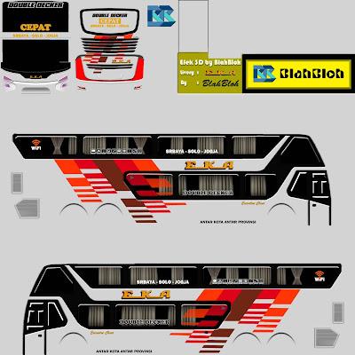 livery bussid bimasena eka