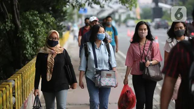 Pemerintah Bakal Beri Bansos ke Pekerja Bergaji di Bawah Rp 5 Juta