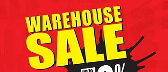 World of Sports Warehouse Sale
