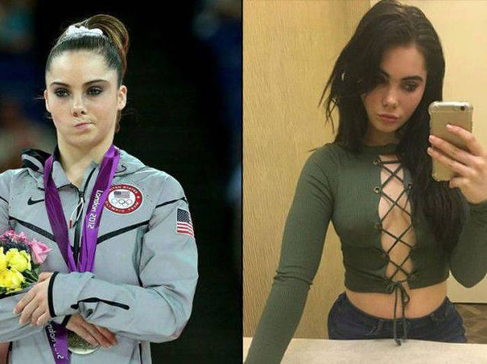 mckayla maroney is now smoking hot and people are taking