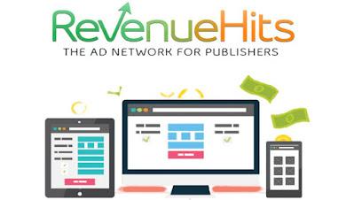 طريقة الربح من الانترنت عبر موقع RevenueHits