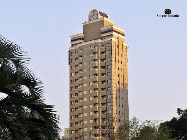 Vista ampla do Hotel Innside São Paulo Itaim - Itaim Bibi - São Paulo