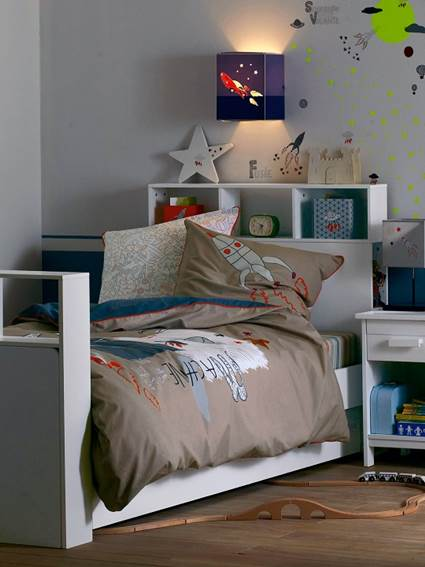 Cool and Stylish children's themed rooms 5