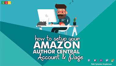 Free eBook: How To Create Amazon Author Central Page