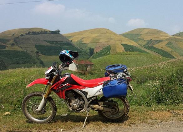 vietnam motorbike trip - vietnam tour pedia