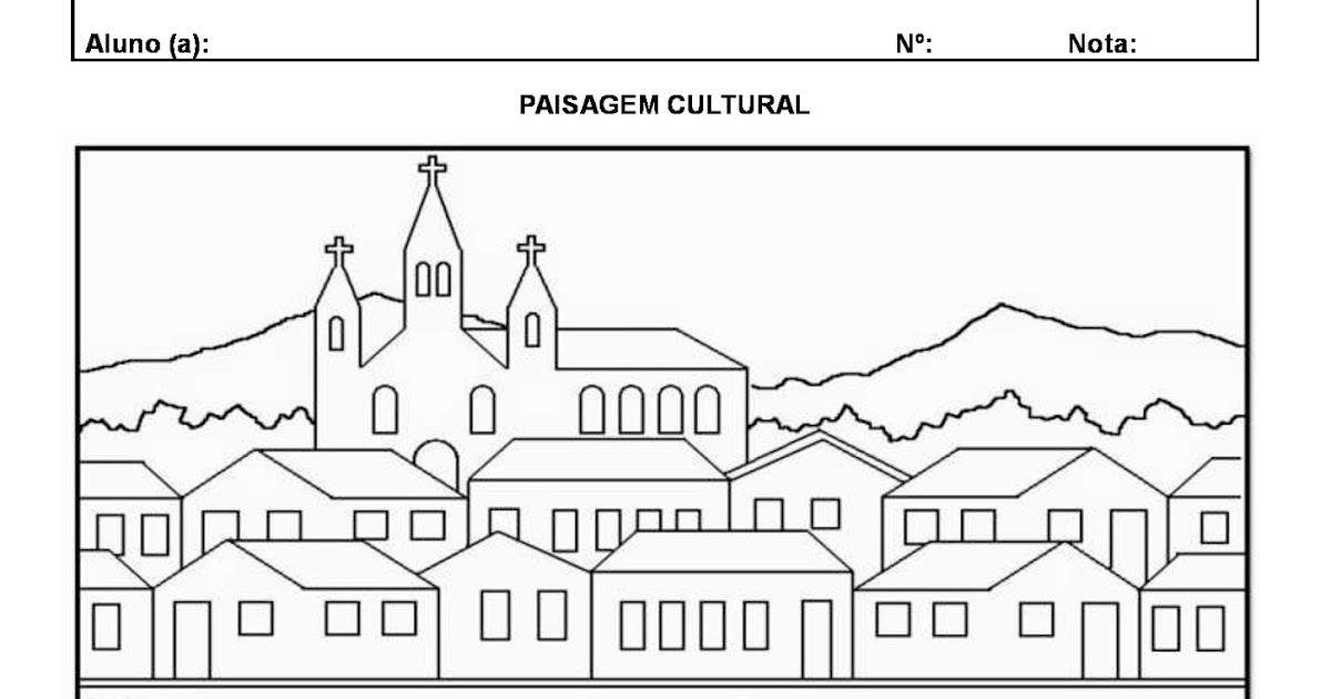 Paisagem Natural E Paisagem Cultural I Suporte Geografico