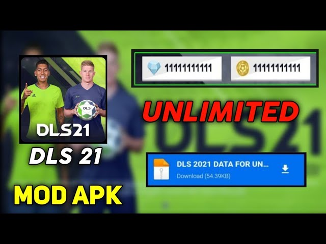 Dls 21 Offical Football Game For Android