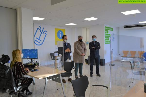 El Cabildo de La Palma abre nuevas oficinas en Los Llanos de Aridane