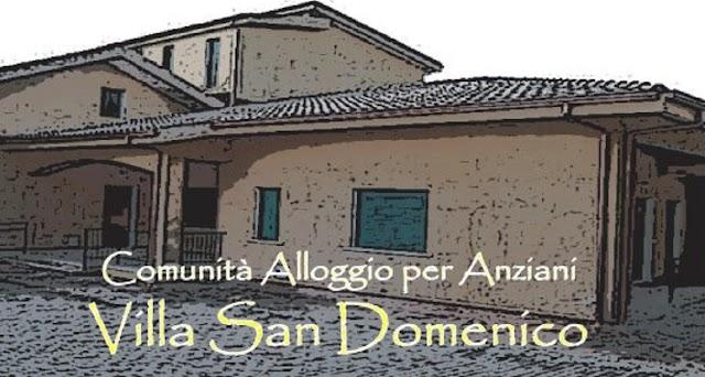 """Zagarise: la Comunità Anziani """"VILLA SAN DOMENICO"""" ringrazia le associazioni """"Vita Ambiente"""" e """"Ninfa per la vita"""" per le donazioni di materiale sanitario"""