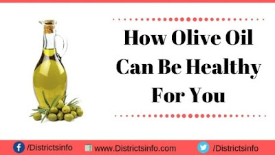 How Olive Oil Can Be Healthy For You