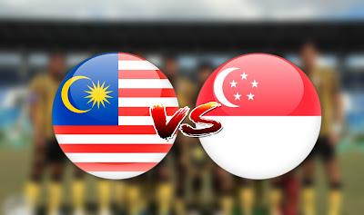 Live Streaming Malaysia vs Singapura AFF B-18 9.8.2019