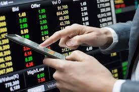 Stock market, trading