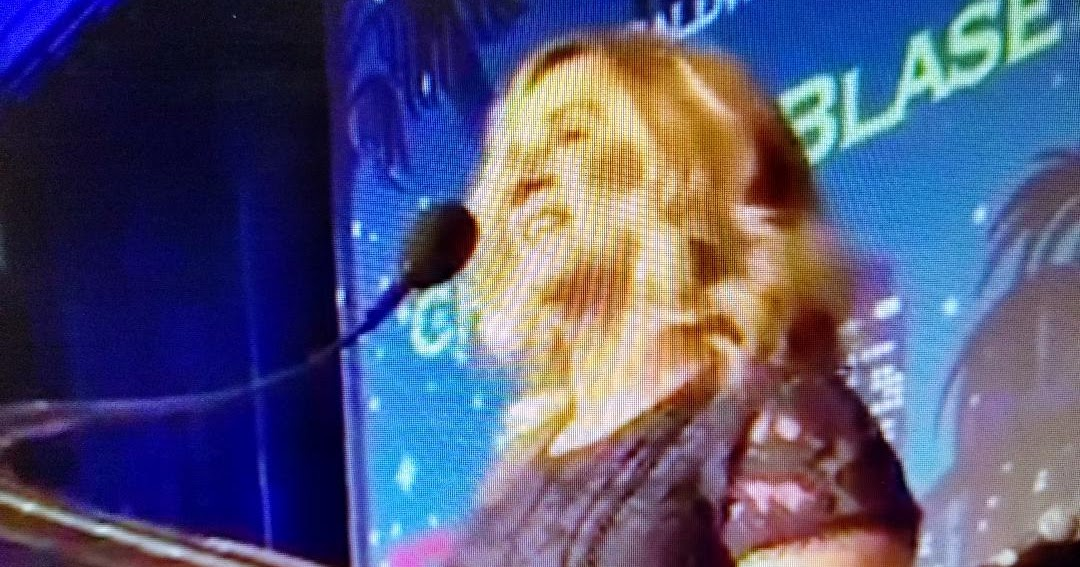 ACLU gives #MeeToo Fraudster Christine Blasey Ford bogus courage award