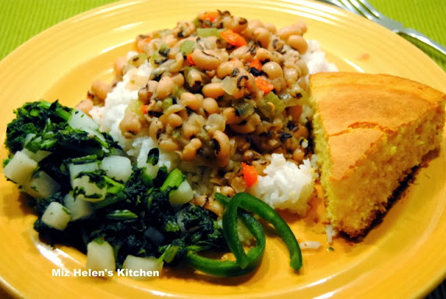 Nana's Hoppin John at Miz Helen's Country Cottage