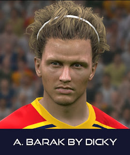 PES 2017 Faces Antonin Barak by Dicky