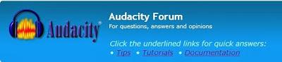 Imagen Audacity, Imagen Editor de audio, Foto Software libre, Foto aplicación multiplataforma, Imagen grabar audio, Imagen mezclar pistas, Foto efectos de audio, Imagen Foro Audacity