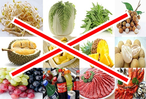 Makanan Pantangan Untuk Penderita Kanker Usus Besar