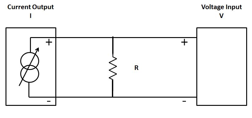 PLC Technology: Convert 0-20 mA to 0-10 VDC Using Resistor on