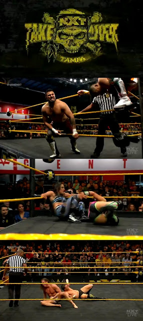 WWE NXT 11th March 2020 Full Episode Download 300mb HD    7starhd