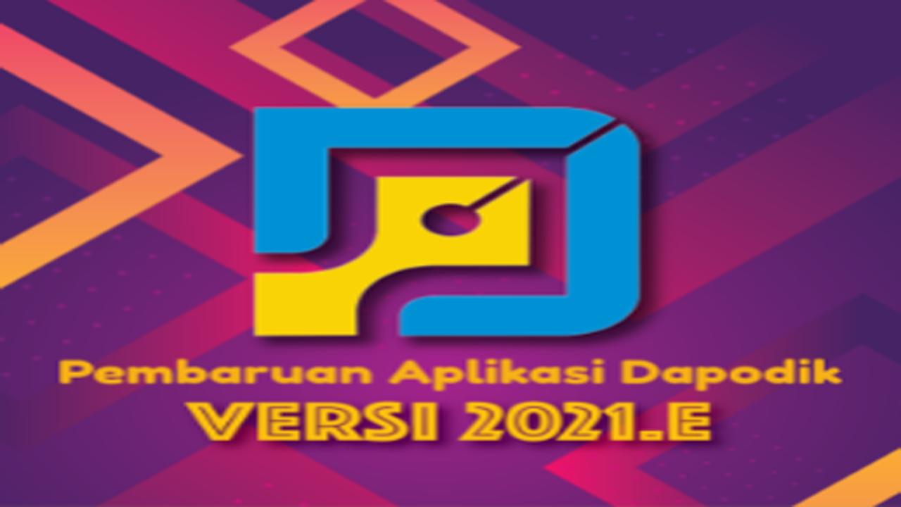 Dapodik Update Versi 2021e