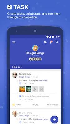 Screenshot Stream Zoho Mail - Apcoid