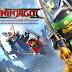 THE LEGO NINJAGO MOVIE VIDEO GAME-CODEX