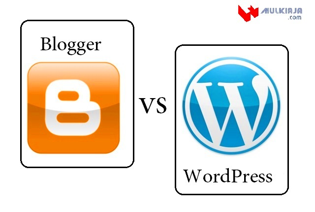 Cara membuat Blog di Blogger dan WordPress