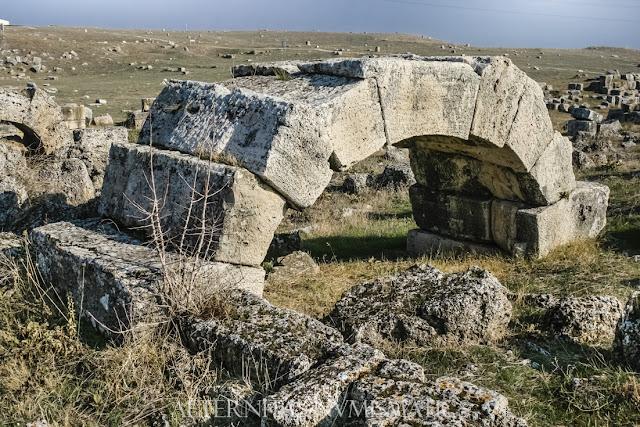 Arcos de medio punto con las dovelas