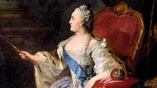 Catherine the Great of Russia